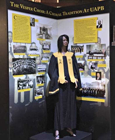 University Museum Vesper Choir Exhibit
