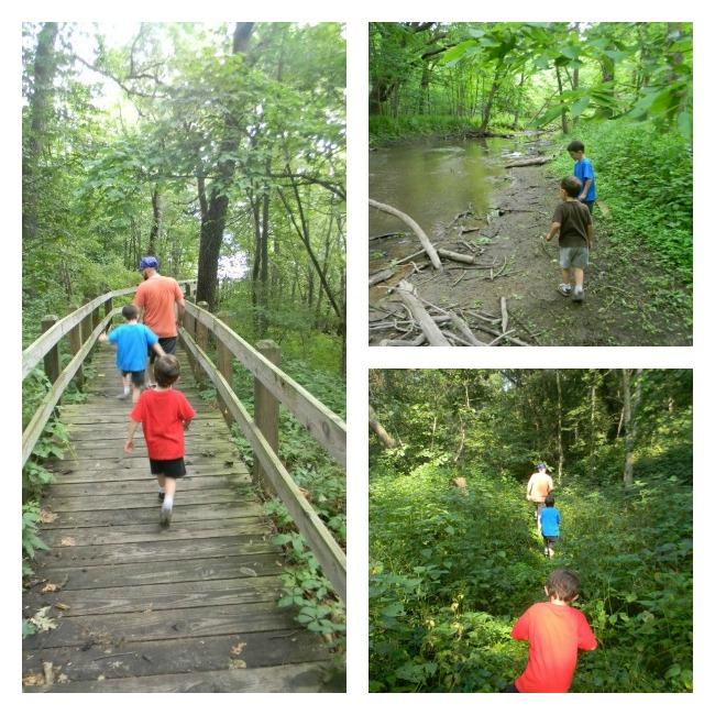 boys hunting for treasure 1