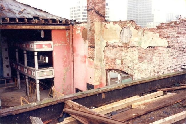 dreamland in disrepair