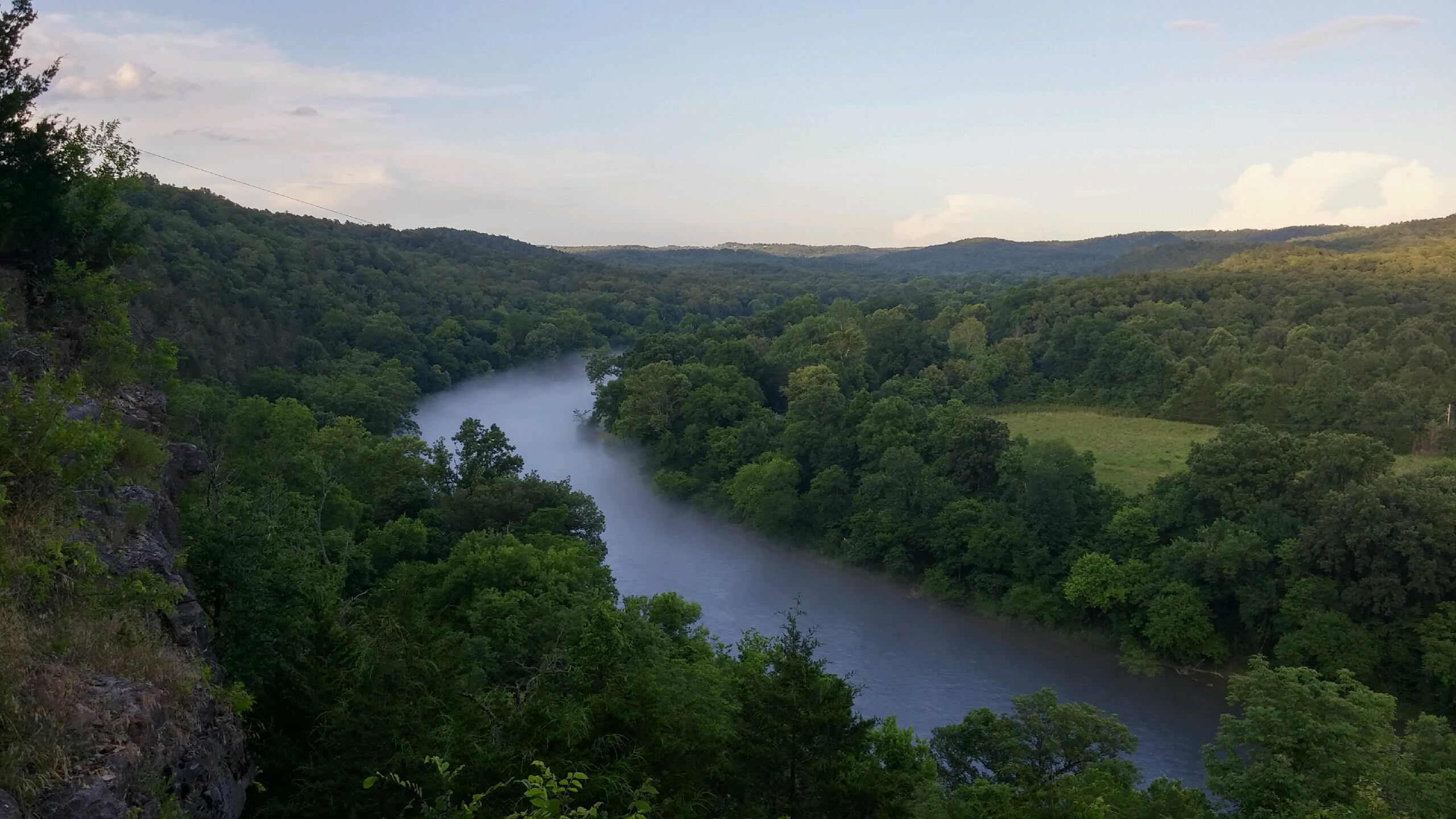 Photo Of The Week White River In Norfork Only In Arkansas