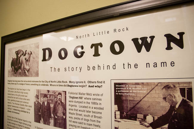 North Little Rock - Dogtown story