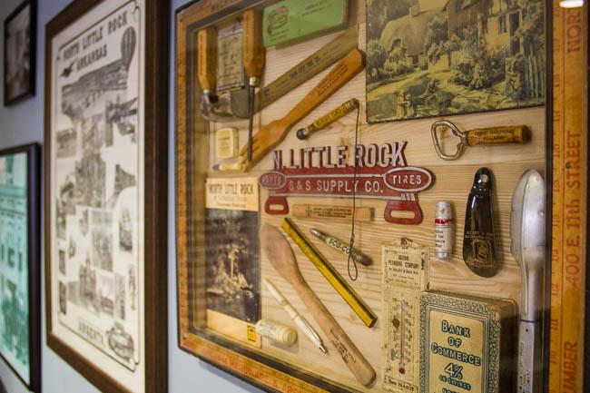 North Little Rock memorabilia