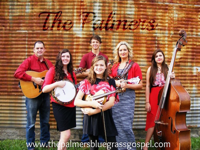 The Palmers Promo Photo