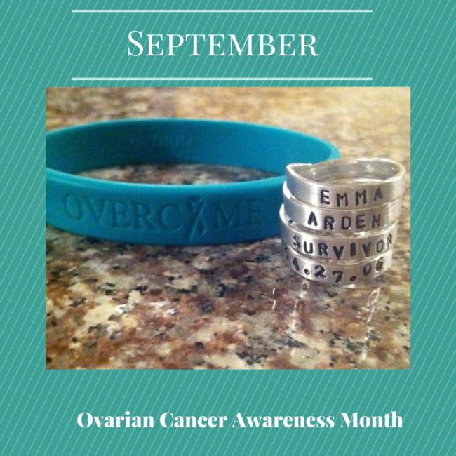 Ovarian Cancer Awareness Month September