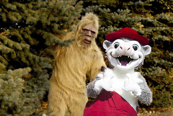 bigfoot and otey together