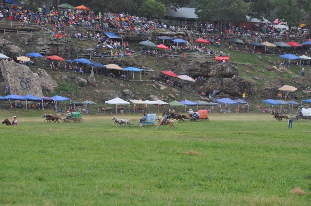 Chuckwagon Races CLinton