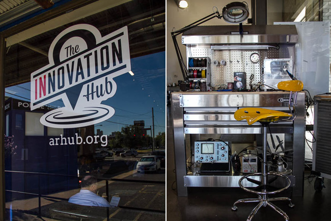 2-Arkansas Innovation Hub work desk _ onlyinark.com