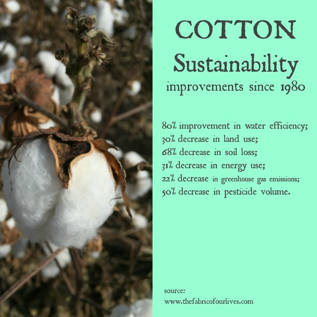 COTTON SUSTAINABILITY