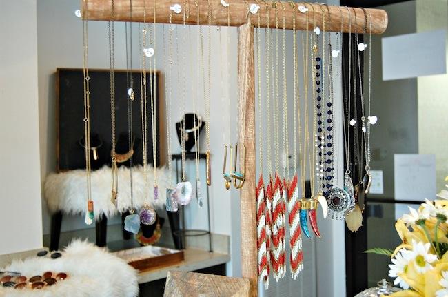 Fringe Clothing Necklaces