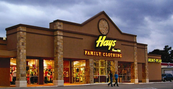 Hays Storefront searcy