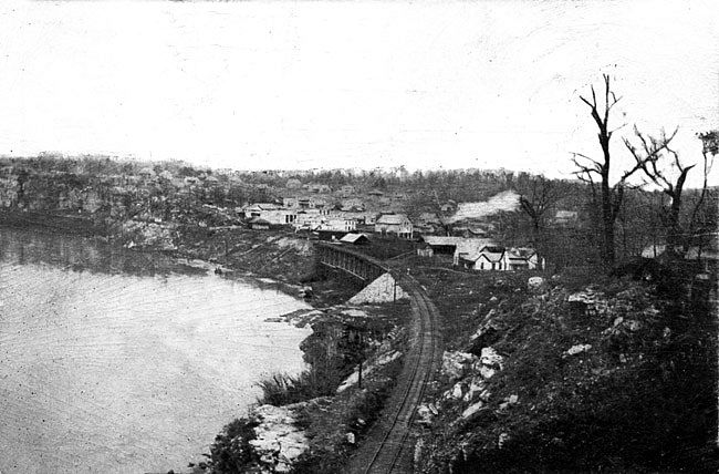 Old Calico Rock - 1912
