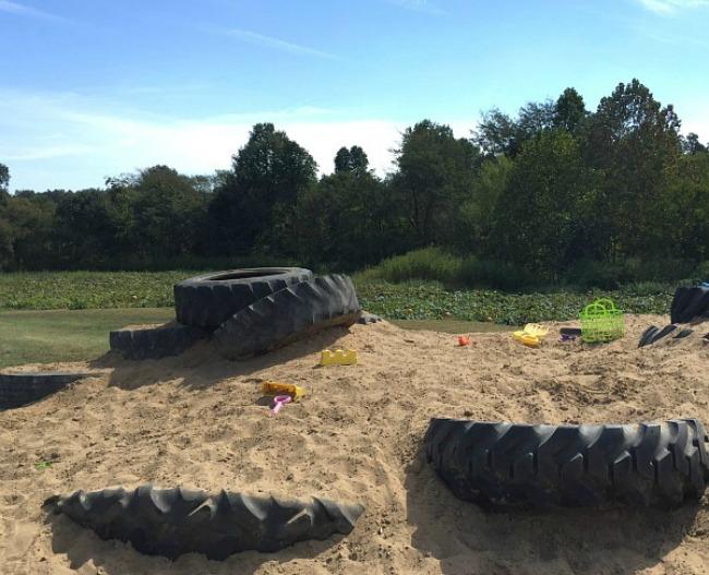 Pumpkin Hollow Sand Pit