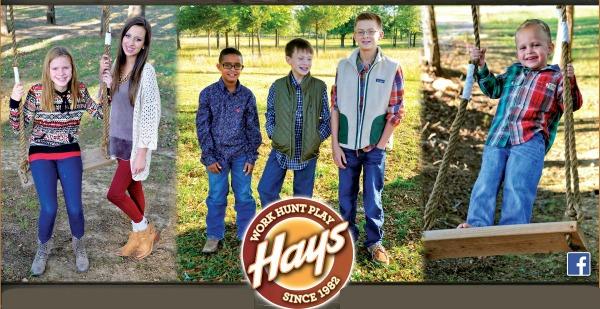 hays kids