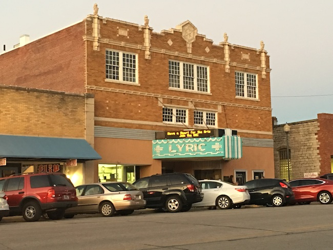 3 The Ozark Arts Council Restored Lyric Theatre Harrison Arkansas