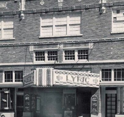 7 old photograph of the historic lyric in harrison