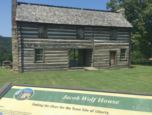 Jacob Wolf House