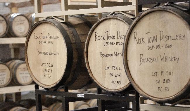 Arkansas Made Rock City Distillery