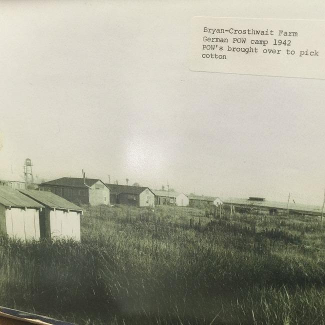POW camp Osceola