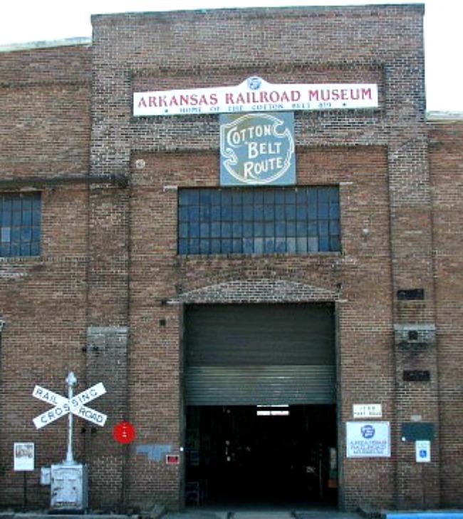 Arkansas Railroad Museum