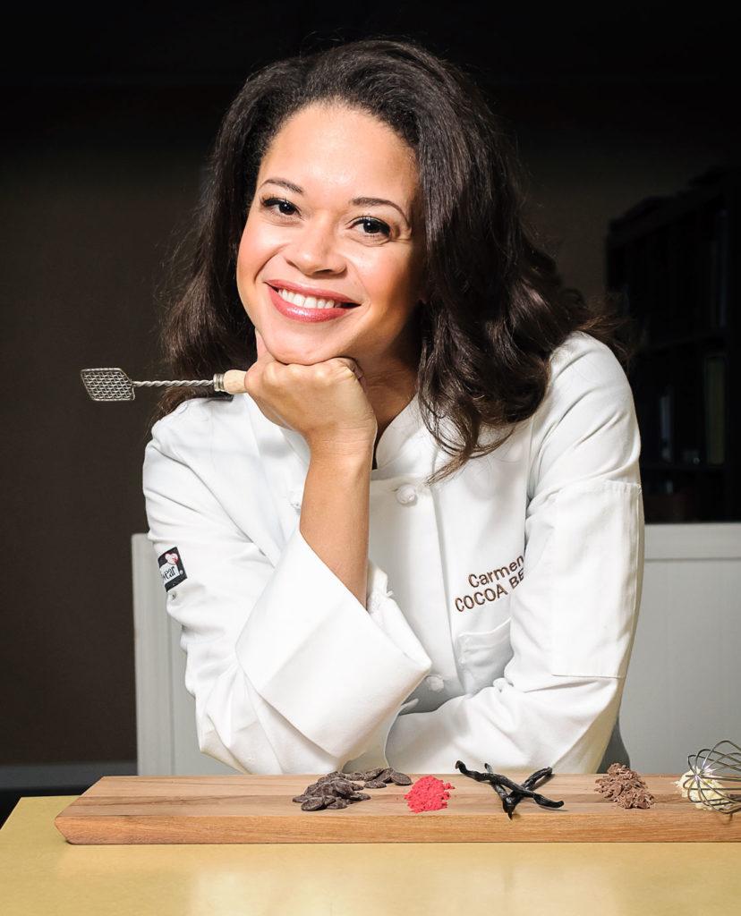 Carmen Portillo Cocoa Belle Chocolates