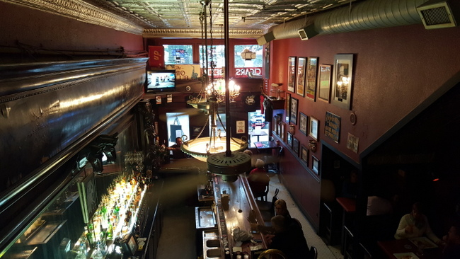 10 Hot Springs Ohio Club by Kat Robinson Downstairs Bar