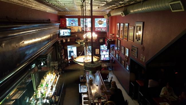 10 Hot Springs Ohio Club by Kat Robinson Downstairs Bar