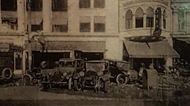 2 Hot Springs Ohio Club Historic