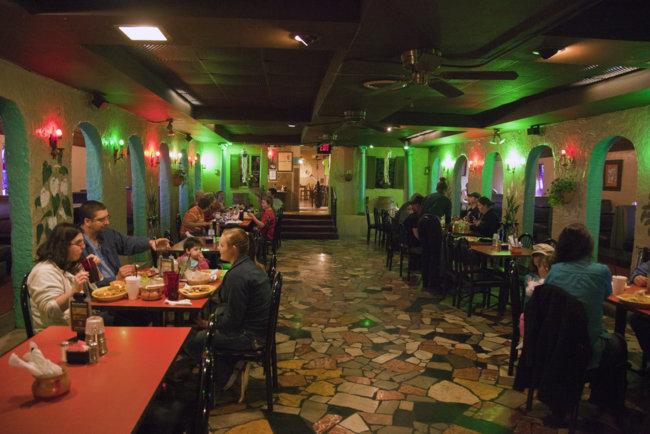 5 West Memphis Panchos Mexican Restaurant By Grav Weldon