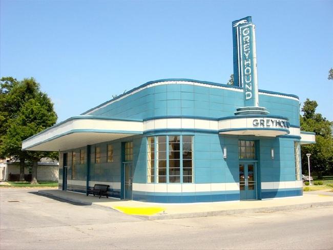 Blytheville Greyhound Bus Station