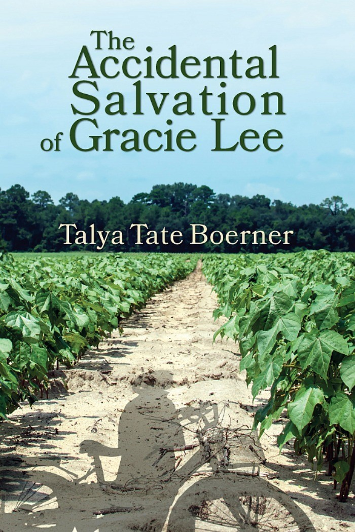 Accidental Salvation of Gracie Lee book cover