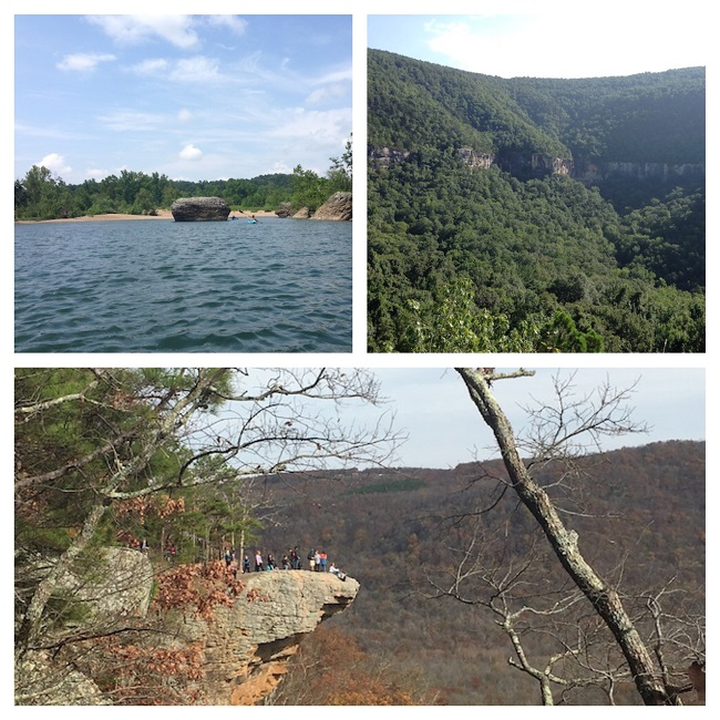 Buffalo National River Compton Trailhead and Hawksbill Crag