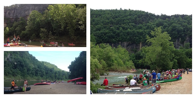 Buffalo National River Float Trips