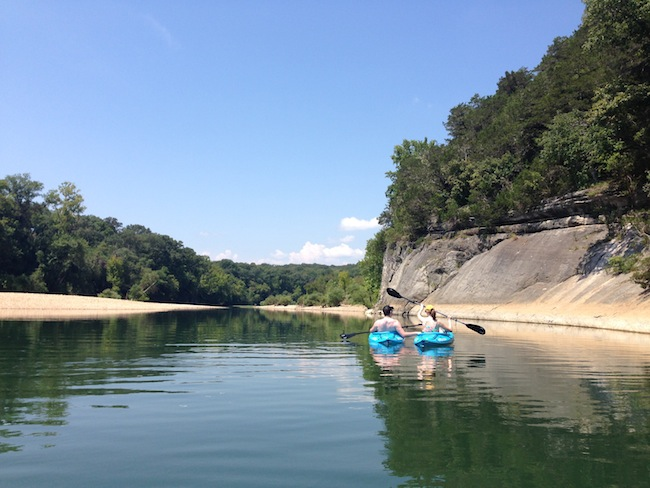 Buffalo National River Kayaks