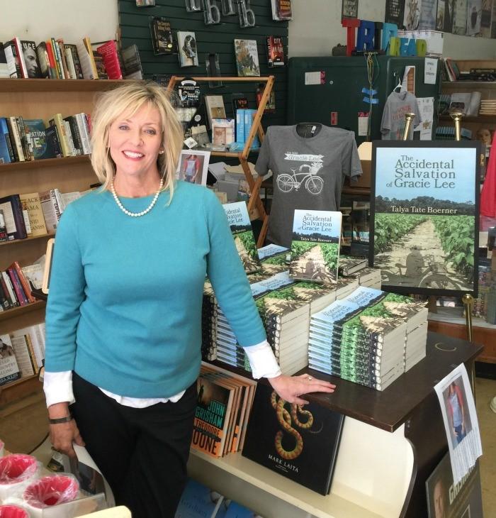 Talya Tate Boerner bookstore