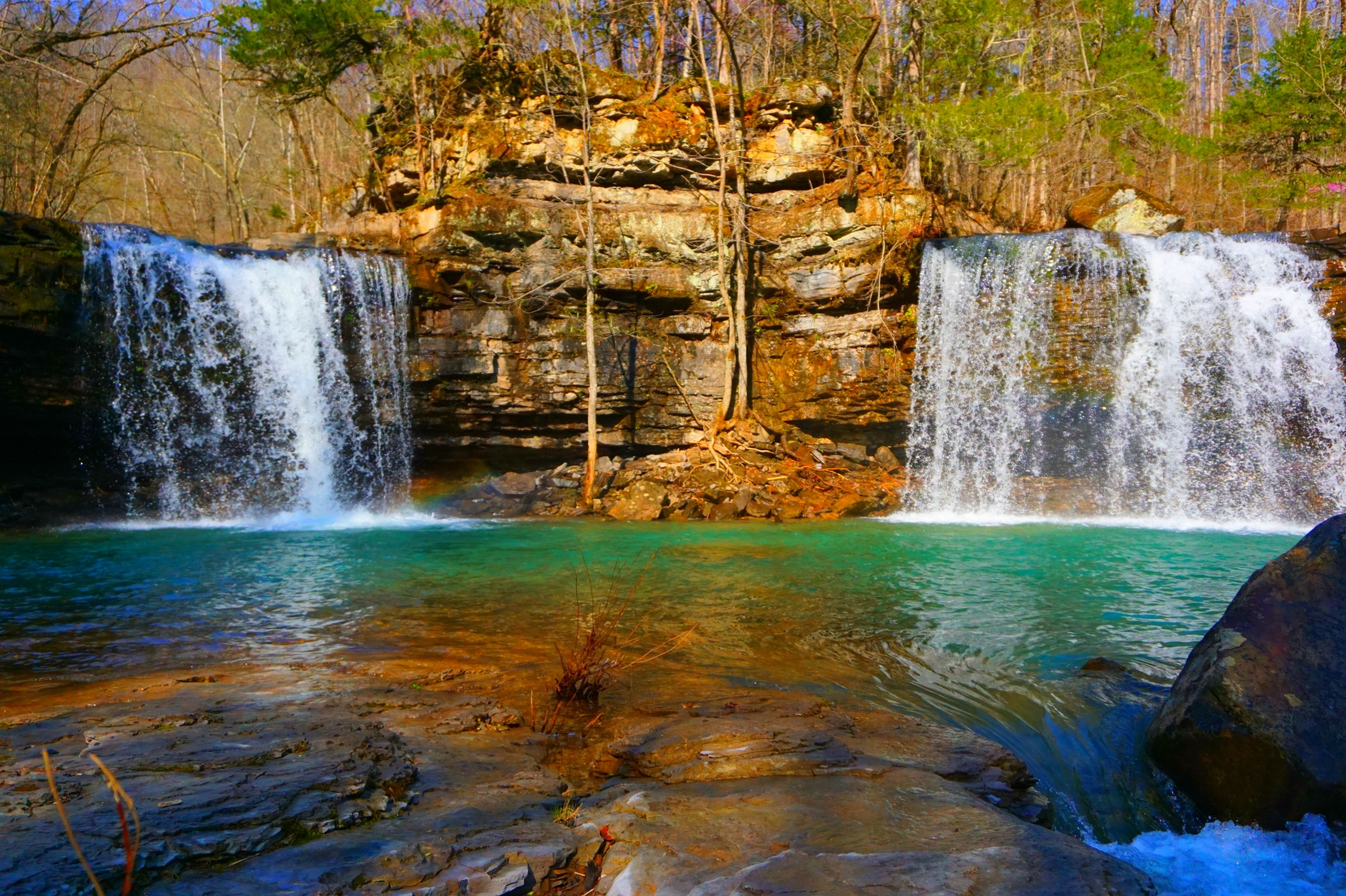 Photo of the Week: Twin Falls | Only In Arkansas