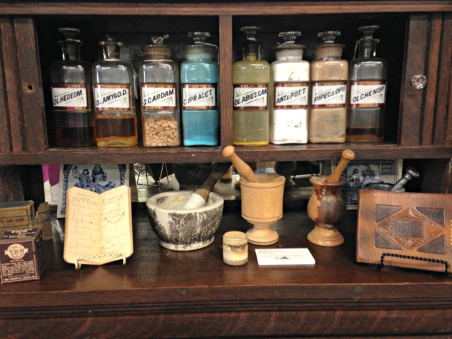 Apothecary Table