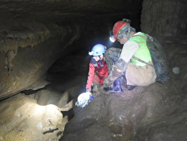 Arkansas Cavers