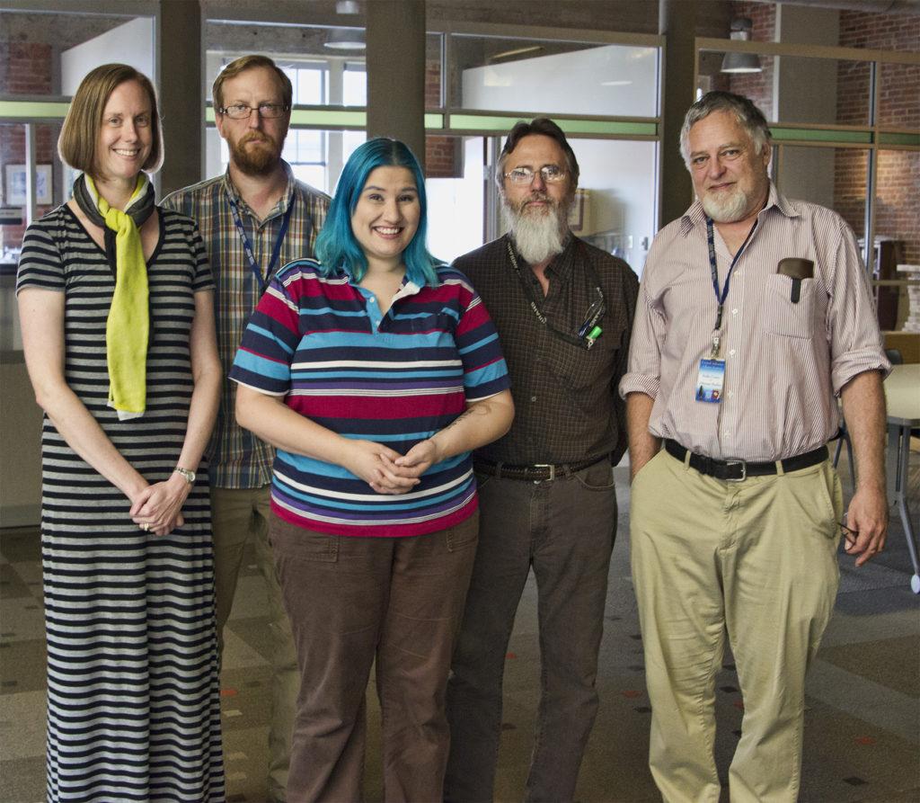 Encyclopedia of Arkansas staff May 2016