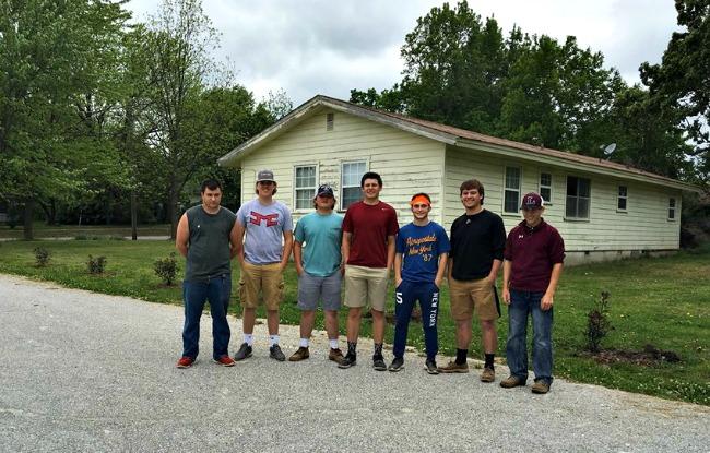 Lincoln High School Volunteers