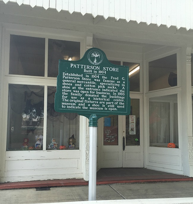Patterson Store, 1904