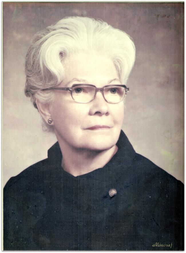 Ruth Ellis Lesh