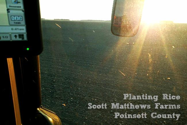 Spring Planting Matthews Farms
