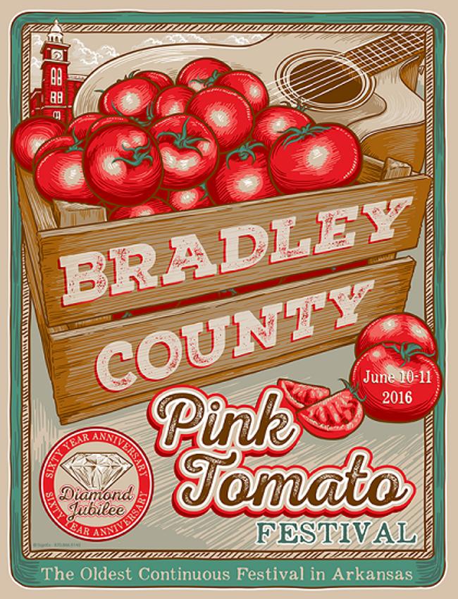 60th Annual Bradley County Pink Tomato Festival