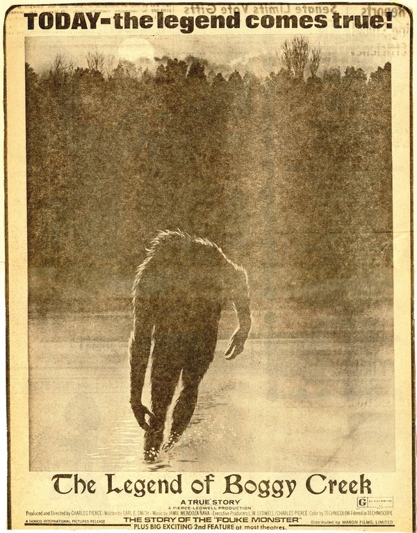 Legend of Boggy Creek (2)