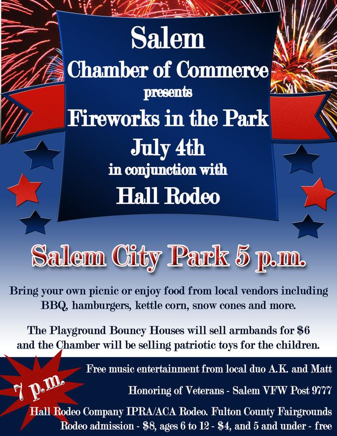 salem park 4th of july