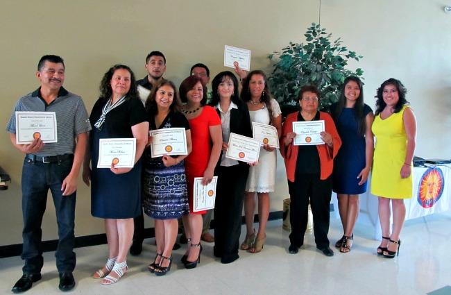 HWOA Class Participants