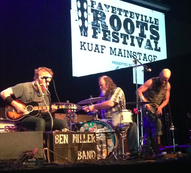 Music Festivals in NWA - Fayetteville Roots