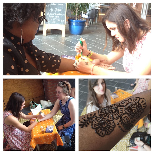 6 Fayetteville Roots Henna by Hannah