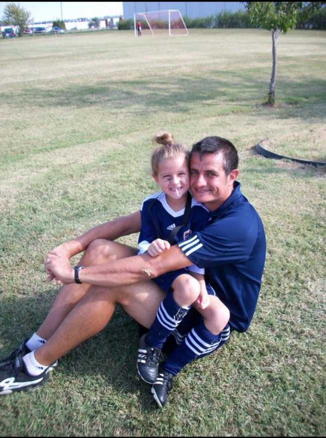 AR Comets Coach Kendall Spencer