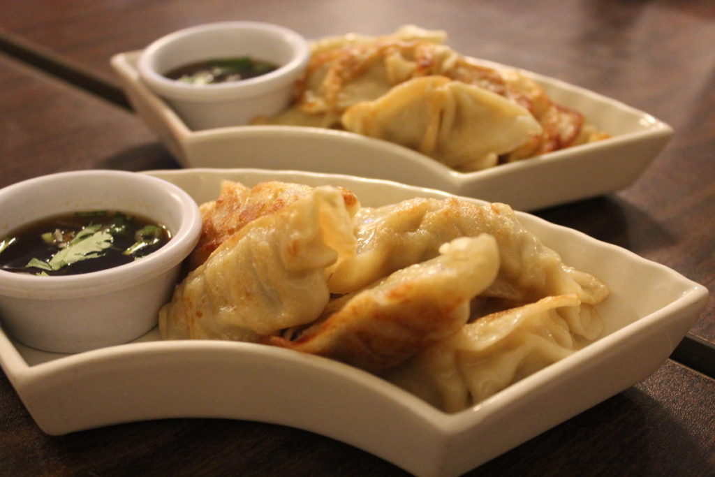 Chang Thai gyoza